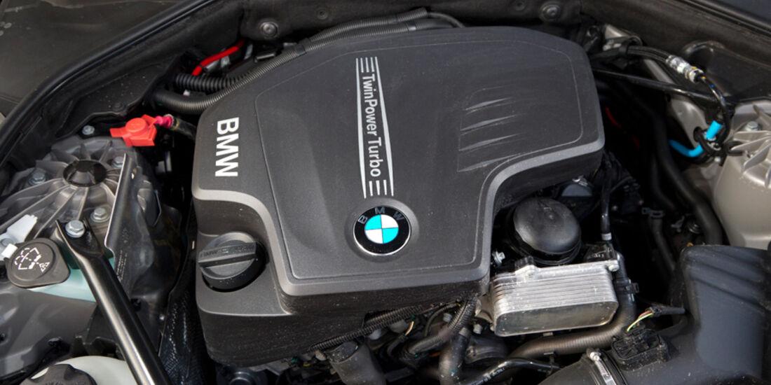 BMW 520i Touring, Motor