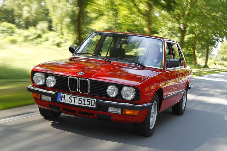 BMW 524td, 30 Jahre BMW-Dieselmotoren, 2013