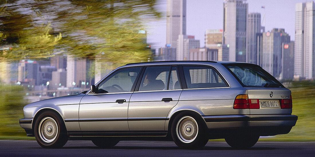 BMW 525tds Touring, 30 Jahre BMW-Dieselmotoren, 2013