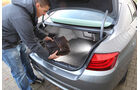BMW 530, Kofferraum