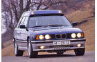 BMW 530 iX Enduro, E34