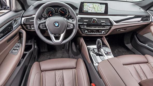 BMW 530d, Schlüssel