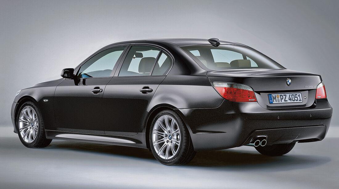 BMW 535d mit M Sportpaket, 30 Jahre BMW-Dieselmotoren, 2013