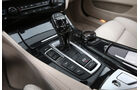 BMW 535i Touring xDrive, Schalthebel