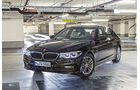 BMW 540i xDrive, Frontansicht