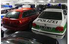 BMW 5er E39 Polizei