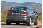 BMW 5er Gran Tourismo, Facelift 2013, Heckansicht