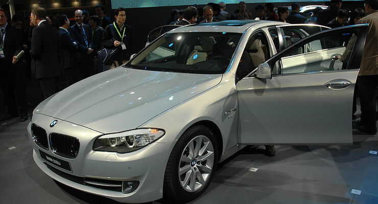 BMW 5er Langversion