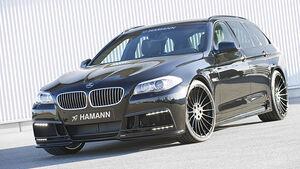 BMW 5er Touring von Hamann, Front