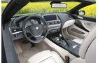 BMW 650i, Cockpit