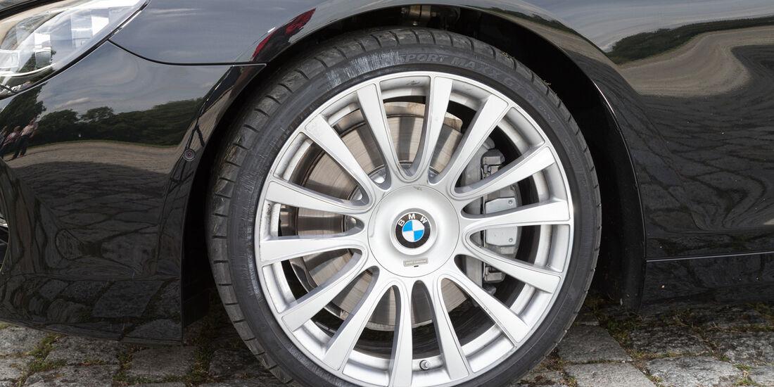 BMW 650i Coupé, Rad, Felge