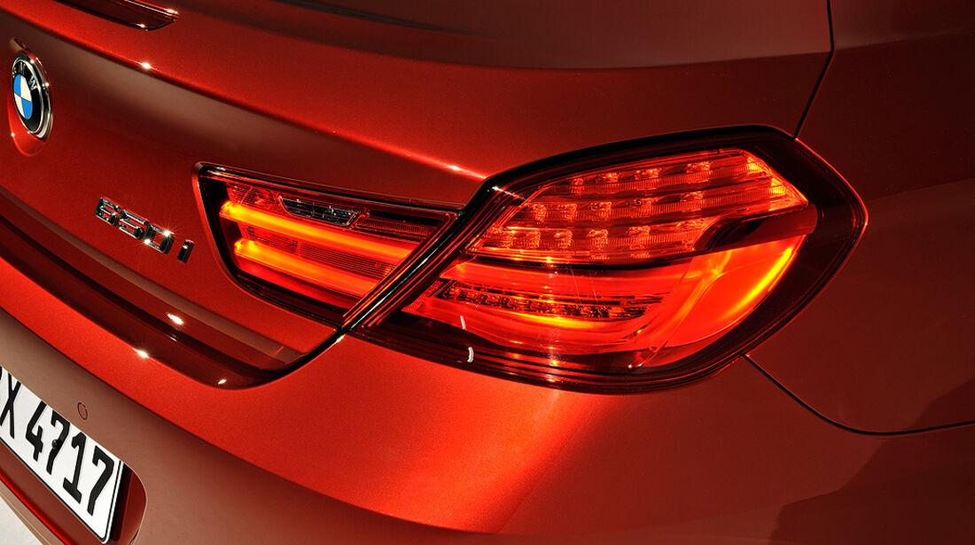 BMW 6er Coupé, Rückleuchte