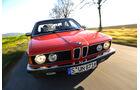 BMW 732i, Frontansicht