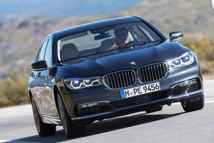 BMW 7er G11 G12 Technische Daten