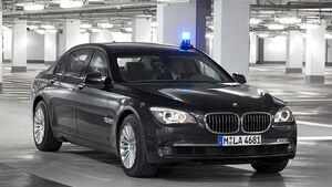 BMW 7er High Security 2009