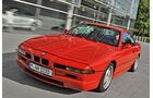 BMW 850 i/850 Csi, Frontansicht
