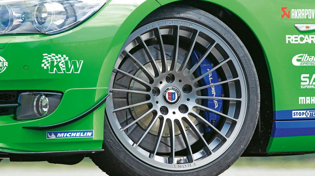 BMW Alpina B3 GT3, Felge