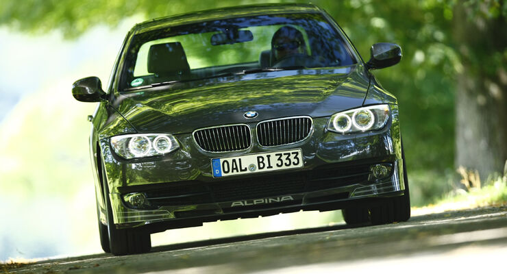 BMW Alpina B3 S Biturbo Coupé