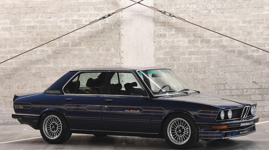 BMW Alpina B7 Turbo S (1982)