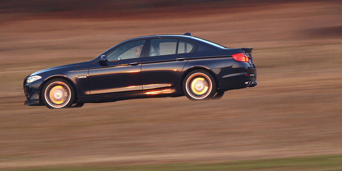 BMW Alpina D5 Biturbo