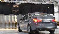 BMW-Assistenzsysteme, Erfassungs- und Trackingtechnologie