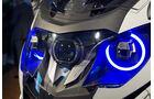 BMW CES 2016 Laserlicht Motorrad