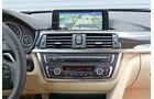 BMW Dreier Touring, Bedienelemente, Mittelkonsole