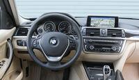 BMW Dreier Touring, Cockpit