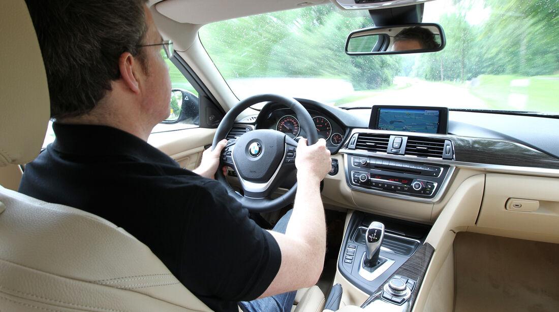 BMW Dreier Touring, Dirk Gulde