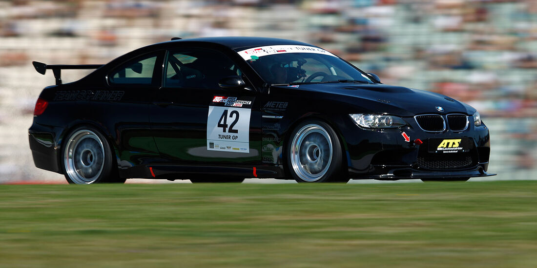 BMW E92 M3, TunerGP 2012, High Performance Days 2012, Hockenheimring
