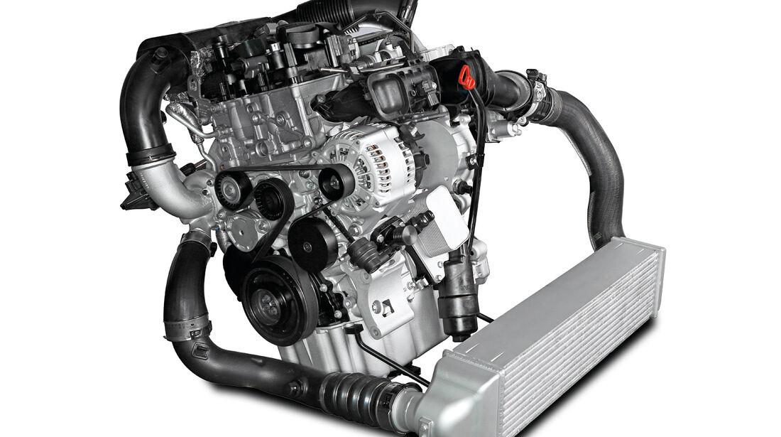 BMW Einser, Motor