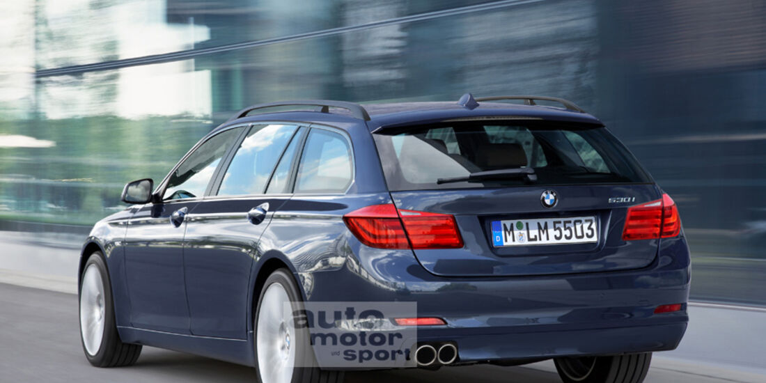 BMW F�nfer Touring