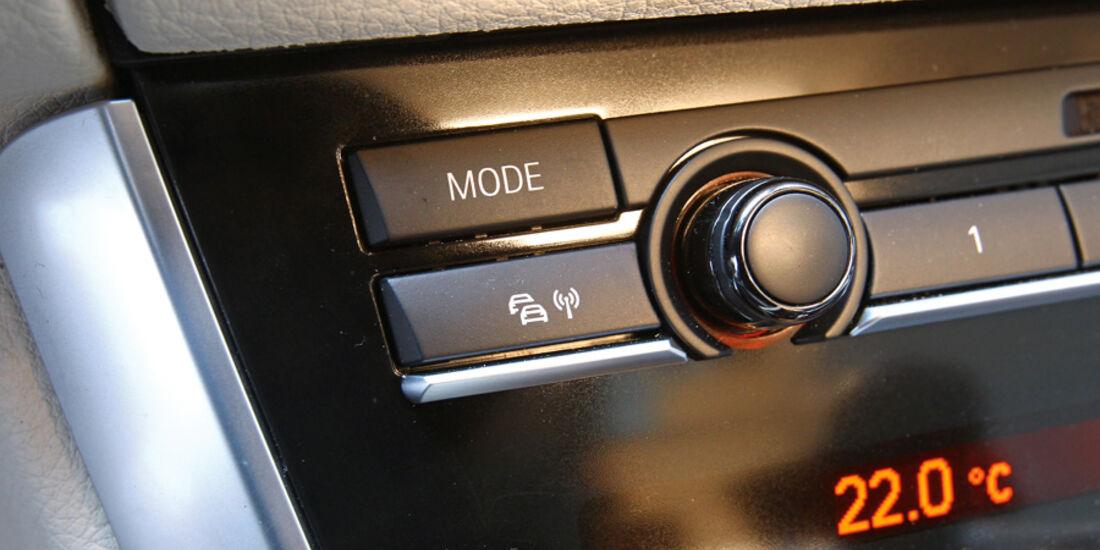 BMW Fünfer, Verkehrsfunk