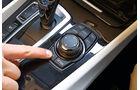 BMW Fünfer, i-Drive-Controller