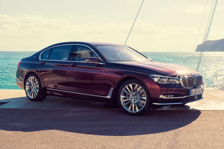 BMW Individual M760Li Inspired By Nautors Swan