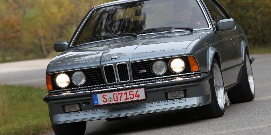 BMW M 635 CSi Typ E 24, Front