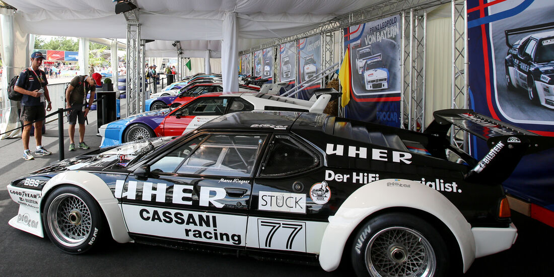 BMW M1 Procar - Spielberg - 2016