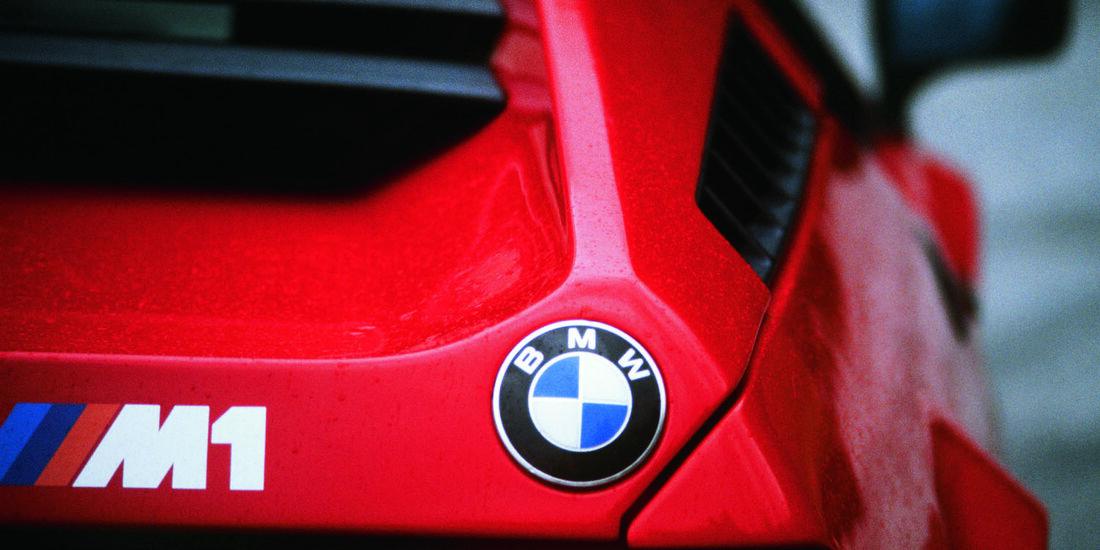 BMW M1 Serienmodell