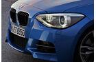 BMW M135i Dreitürer, Front