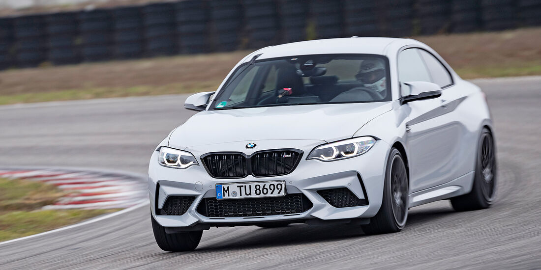 BMW M2 Competition - Serie - Coupes bis 75000 Euro - sport auto Award 2019