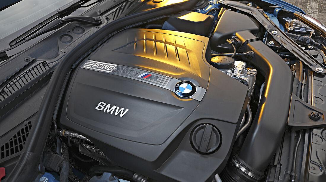 BMW M2 Coupé DKG, Motor
