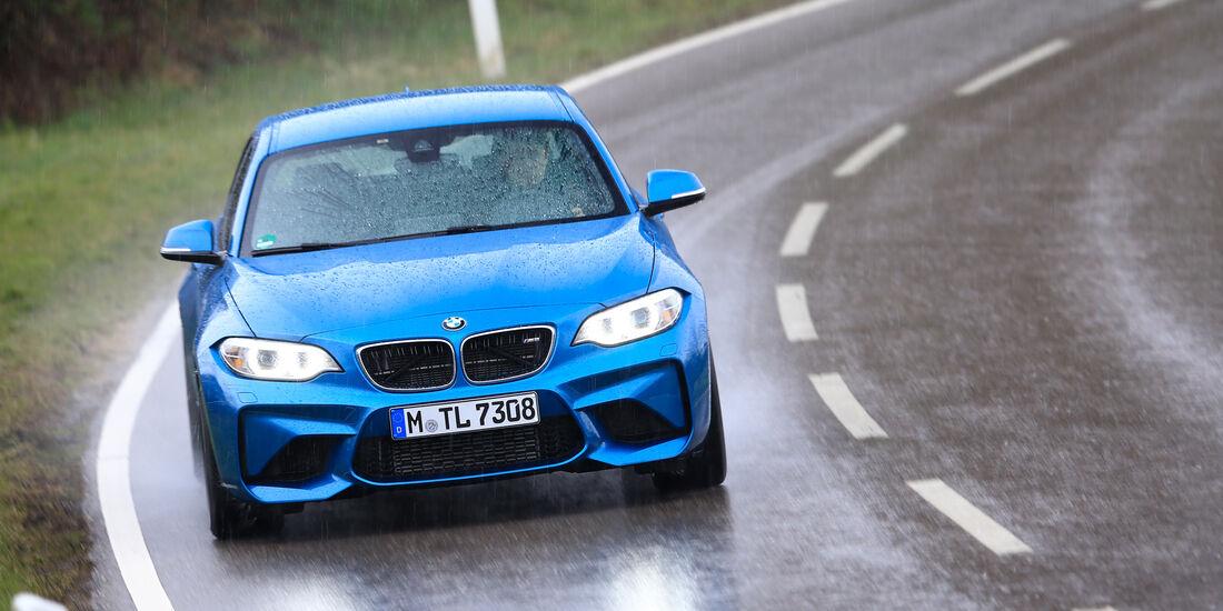 BMW M2, Frontansicht