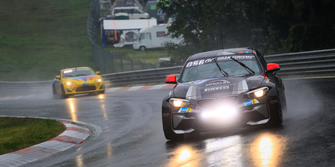 BMW M2 - Startnummer #53 - 24h-Rennen Nürburgring 2018 - Nordschleife - 13.5.2018