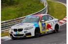 BMW M235i Racing - Bonk Motorsport - Startnummer: #306 - Bewerber/Fahrer: Michael Bonk, Kiki Sak Nana, Alexander Mies, Andreas Möntmann - Klasse: Cup 5