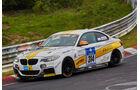 BMW M235i Racing - Startnummer: #314 - Bewerber/Fahrer: Fabian Finck, Michael Mohr, Patrick Hinte, Thomas Mueller - Klasse: Cup 5