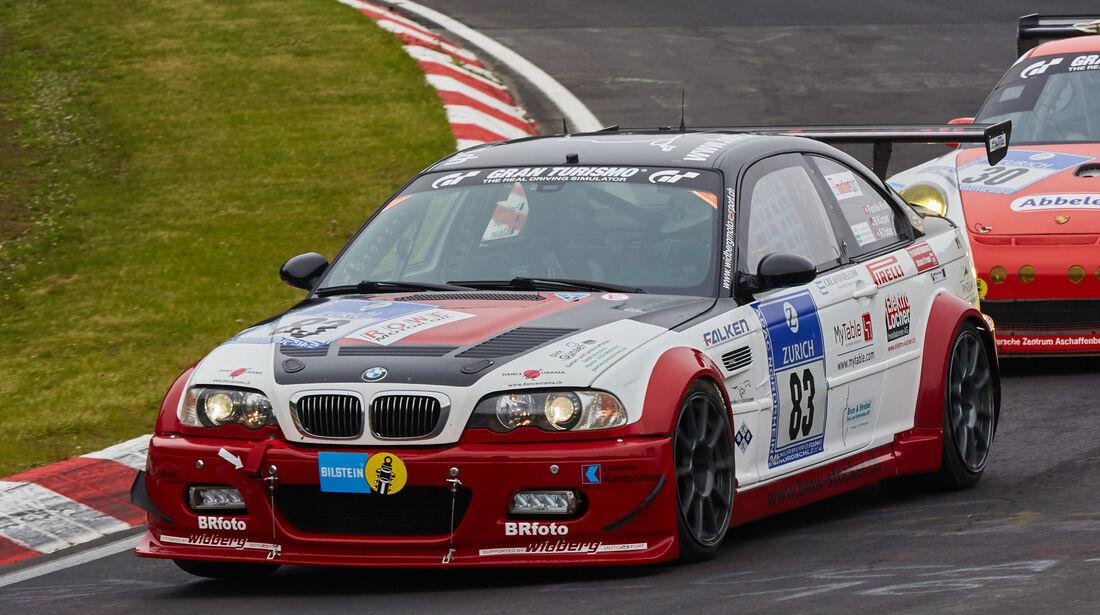 BMW M3 CSL - Hofor-Racing 2 - Startnummer: #83 - Bewerber/Fahrer: Martin Kroll, Bernd Küpper, Michael Kroll, Ronny Tobler - Klasse: SP6