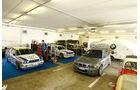 BMW M3 CSL, Werkstatt, Autohaus Schaal