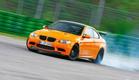 BMW M3 Coupe, Seitenansicht