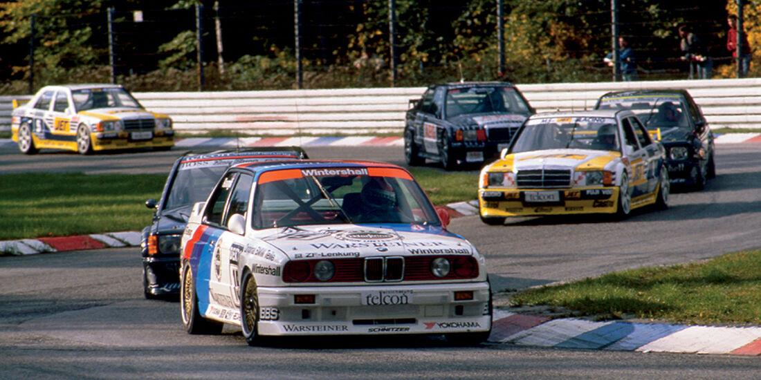 BMW M3, E30, DTM
