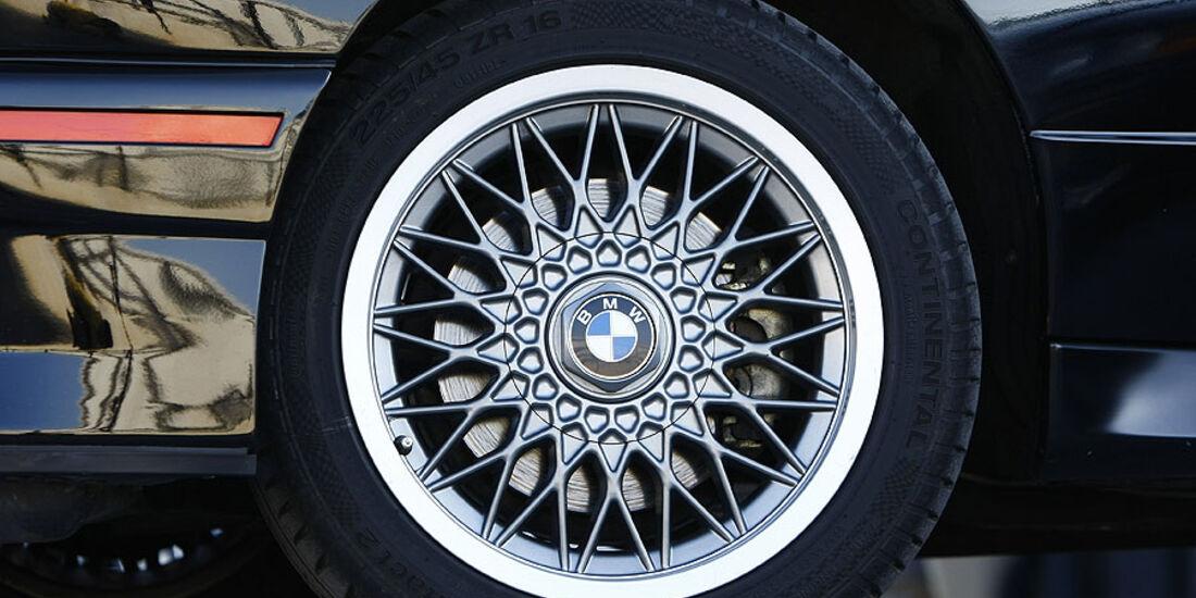 BMW M3 E30,Reifen